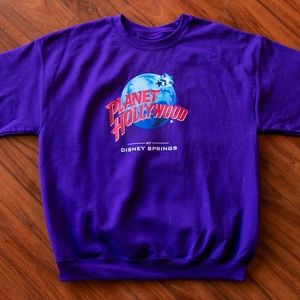 Planet Hollywood Disney Springs Florida Sweatshirt